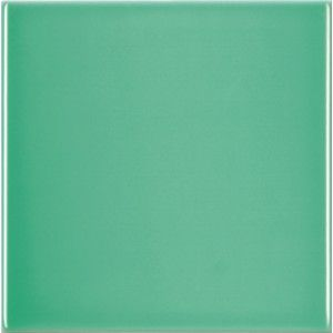 Kakel Color Verde Manzana Blank 200x200 mm