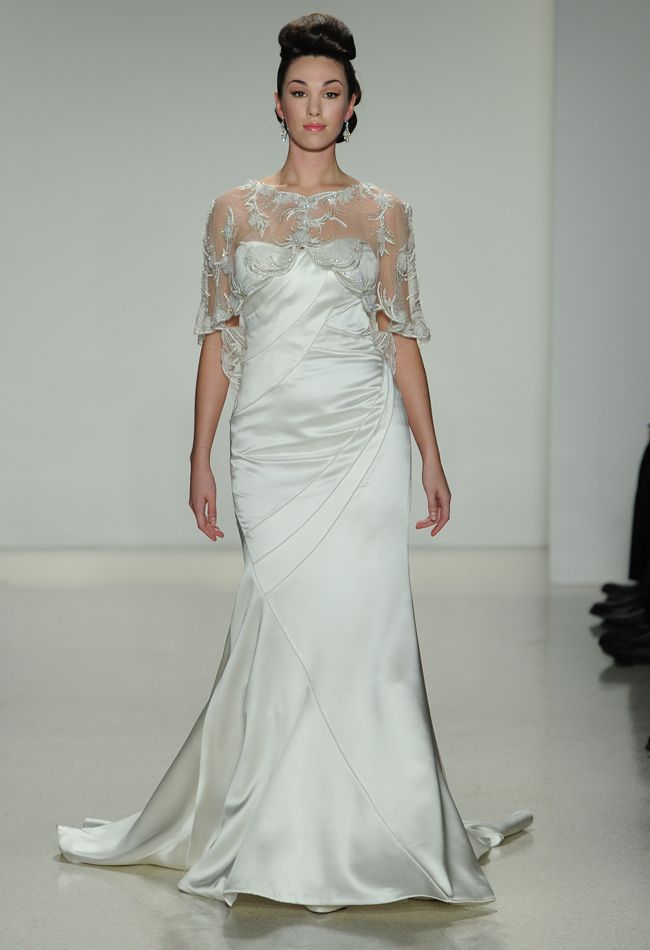 Matthew Christopher 2015 Wedding Dresses Are Inspired By 1960s