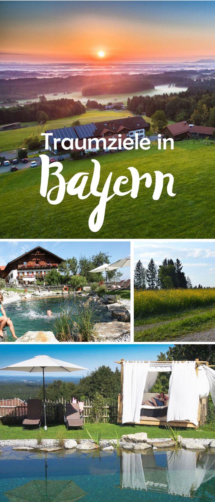 Das grüne Paradies abseits von Lärm und Verkehr mit seinen wunderschönen Aussichten und der vielfältigen Natur bilden eine herrliche Kulisse für unseren ruhig gelegenen Hof. Ein beschaulicher Bauernhof mit glücklichen Kühen und Rindern, die noch auf saftigen Wiesen grasen dürfen. #Bayern #Reisetipps #Inspiration #Insidertipps #Ferien #Urlaub #Wandern #Bauernhöfe #LandSelection