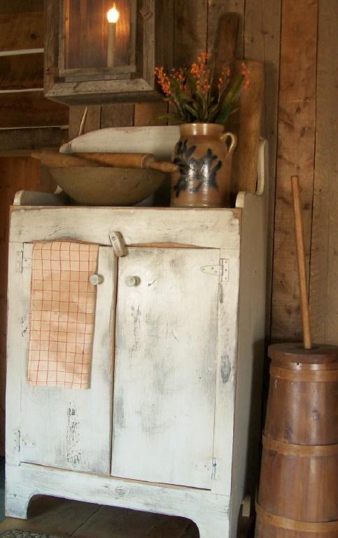 : Dry Sinks, Primitive Farmhouse, Houses Primitive, Primitive Country, Primitive Furniture, Prairie Houses, Primitive Touch, Primitive Rust, Primitive Decor