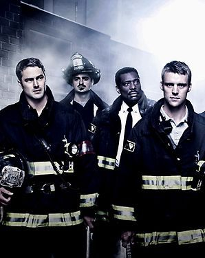 Chicago Fire October Calender : Download this great cast