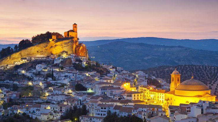 Montefrio Village - Andalucia, Spain