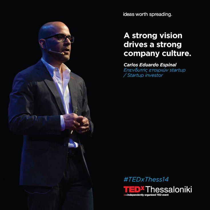 Carlos Eduardo Espinal, Startup investor