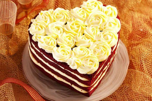 Receita deliciosa do bolo red velvet: aprenda a fazer!