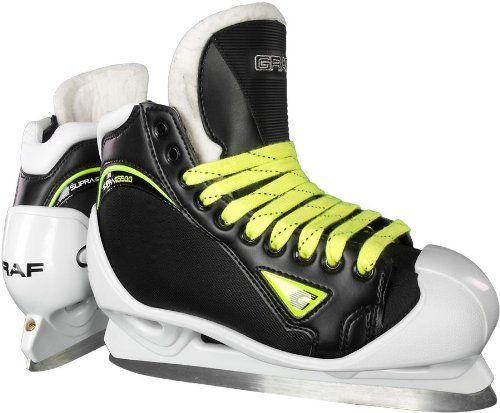 Cheap Graf Supra G5500 Goalie Skates [JUNIOR]