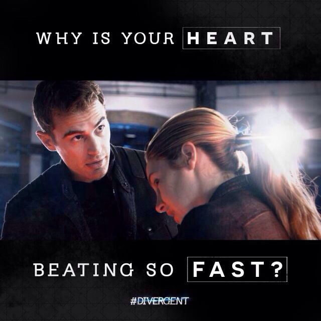 Four And Tris Divergent Quotes Divergent Quote / Four...