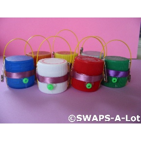 SWAPS-A-Lot - Camp Water Cooler Cold SWAPS Kit for Girl Kids Scout (25)
