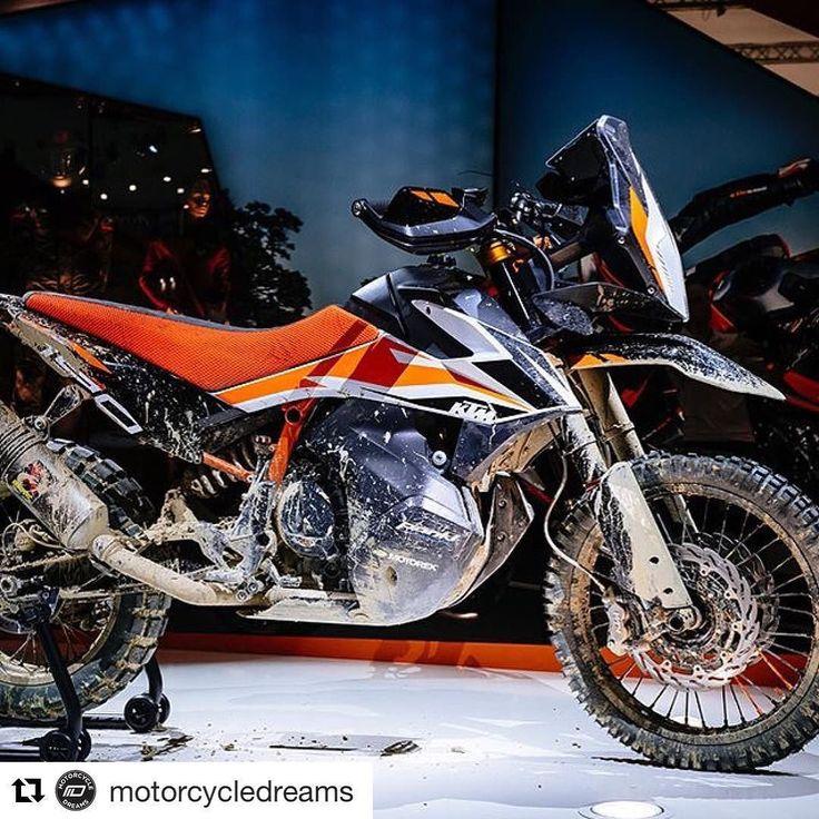 New KTM 790 Adventure R Prototype #Motorcycledreams #KTM #KTM790 #KTMUsa #790adventure #790AdventureR #Adv #adventure #enduro #Prototype #eicma #ReadyToRace @motorcycledreams smcbikes.com 01142525454 http://ift.tt/2m70RDr