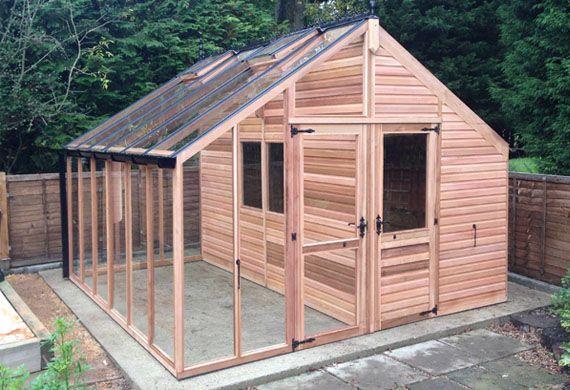Växthus och Orangerier - Garden & Greenhouse - Specialbeställda modeller