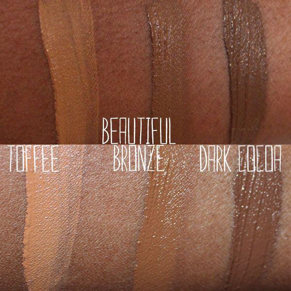 how to choose concealer for dark skin