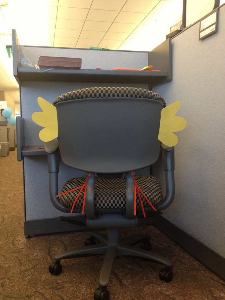 Decor ideas for office easter