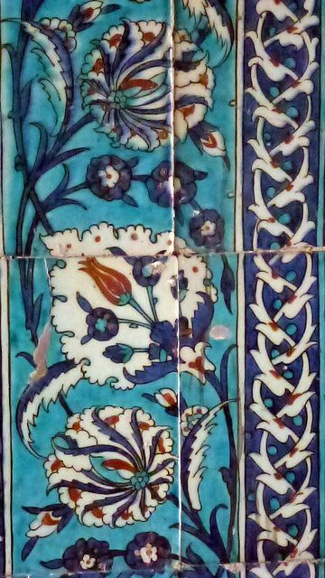 Topkapı Palace tiles