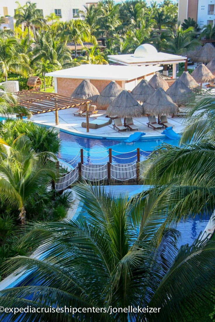 Excellence Playa MujeresMany Pool Options And A Lazy