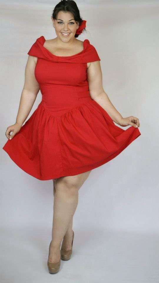 Plus Size Flirty Dresses Fashion Design Images