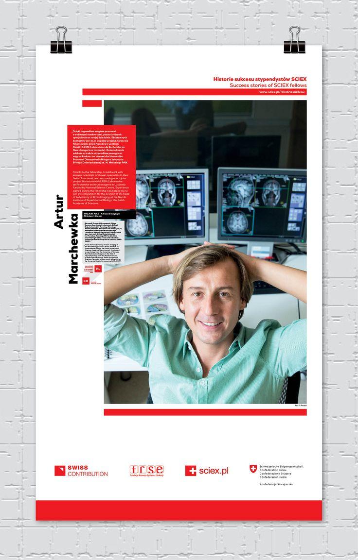 dr Artur Marchewka, stypendysta SCIEX