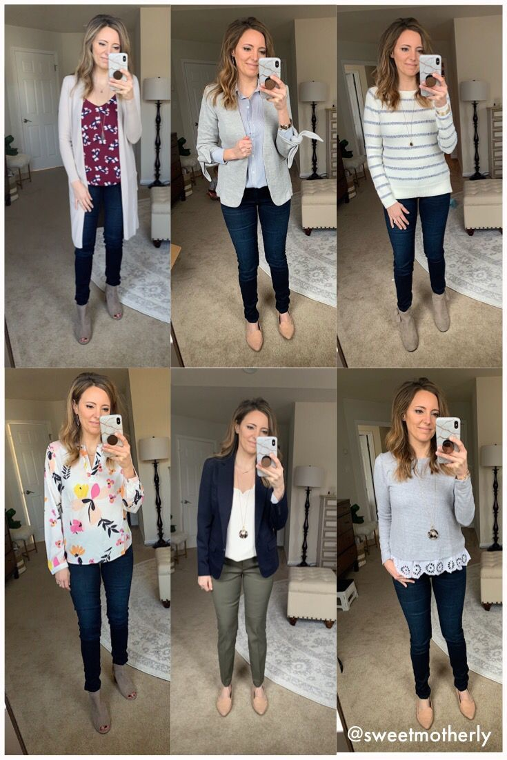 5e471efa53a Affordable work clothes! Spring work wear. Work fashion. #loft | Outfits in  2019 | Casual friday work outfits, Work attire women, Friday outfit for work