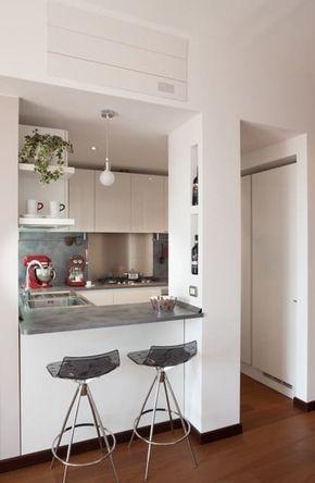 Cucina: cucina in stile di gk architetti (carlo andrea gorelli+keiko ...