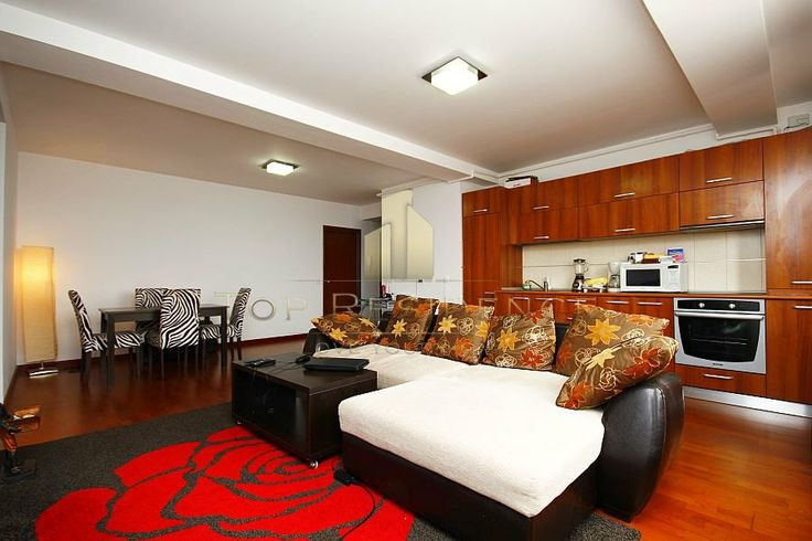 Nice 2 bdroom apartment in the north of Bucharest