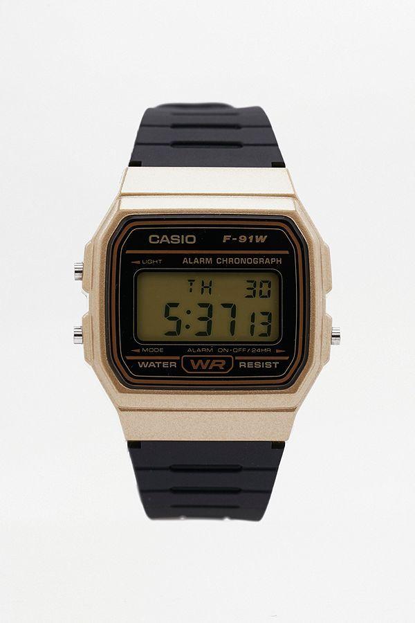 2a4dd203d6ef Slide View  1  Casio F91W Retro Resin Strap Digital Watch