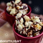 Sunday night movie night? This is the perfect #snack for you popcorn drizzled with nutilight!! #popcorn #chocolate #movie #sunday #weekend #spring #time #healthy #corn #glutenfree #sugarfree #eatclean #fitness #fitfam #kosher #vegan #paleo #keto #yummy #foodie #idea #loveit #eat #dessert #diet #springbreak #fun #sweet #staystrong