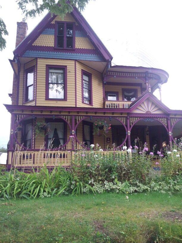 Holten House, Revelstoke BC
