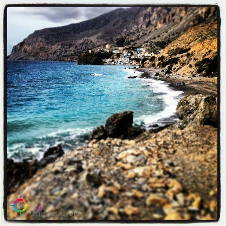 Treis Ekklisies, north Crete  #Crete #beach #travel #holiday #OriginalCrete