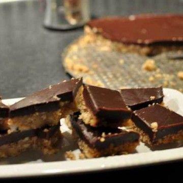GI choklad och nöt godis - Recept - Tasteline.com