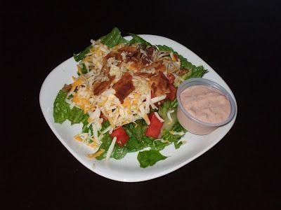 Le blog de la petite ménagère: Salade BLT mexicaine