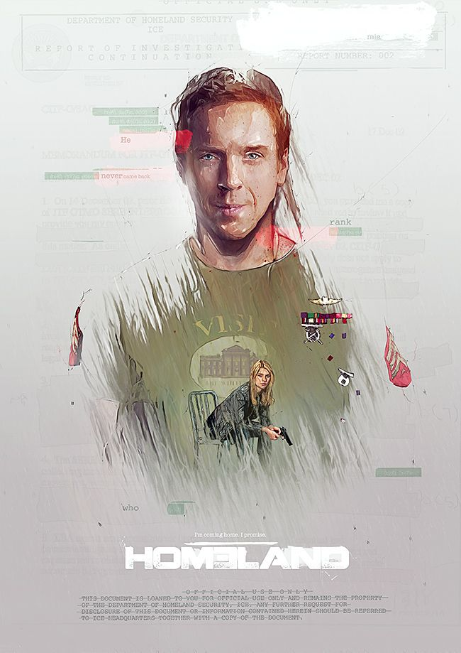 TV Show Series 3 Posters by Adam Spizak Exclusive on Funkrush