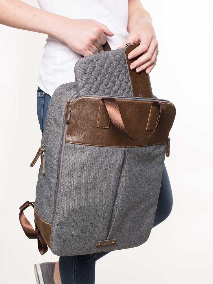 Olli O22 Rucksack Backpack Unisex Kunstleder