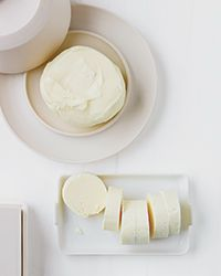 Cultured Butter Recipe on Food & Wine - this is pretty cool--a relatively easy way to make your own European-style fancy butter at home.