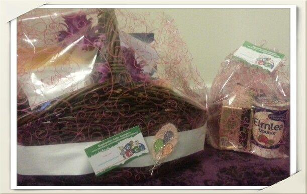 Food hamper, made to order. Visit www.bespokebabyhampers.co.uk  #foodhamper #giftideas #hamper #birthday
