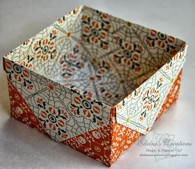 Squeeze Your Creative Juice: 5 Ways on Fridays: Envelope Punch Board