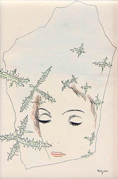 Toyen (vlastním jménem Marie Čermínová) 21. 9. 1902 – 9.11. 1980
