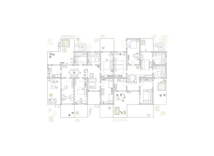 grafika ladna/ szczegoly mieszkan