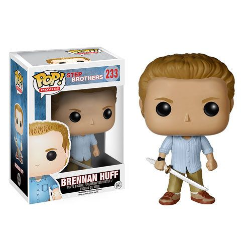 Pop! Movies: Step Brothers - Brennan Huff [233]