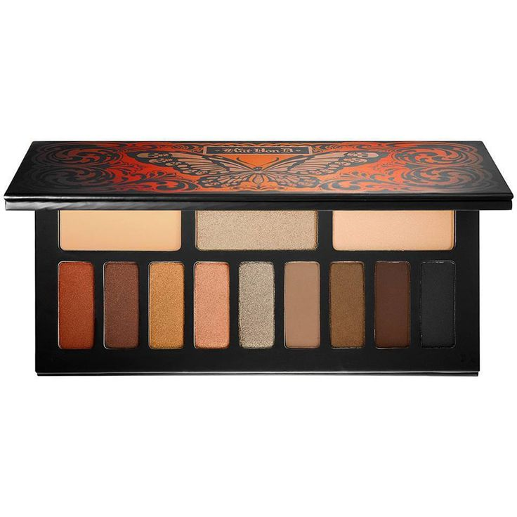 eyeshadow palette kat von d eyeshadow contouring maquillaje maquiagem shade and light eyeshadow  palette maquillage