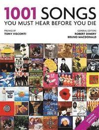 1001 Songs (häftad)
