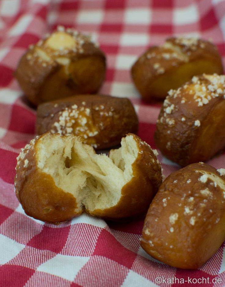 Laugen Brot Konfekt - Katha-kocht!