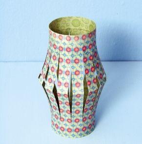 Réalisez la lanterne en papier de votre enfance {tuto} - Papiers & scrapbooking - Pure Loisirs
