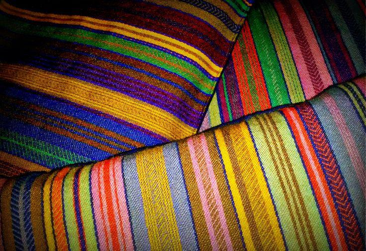 Olmerdugspuder i uld woolen cushions