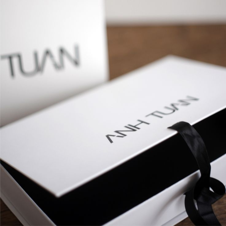 Anh Tuan | paper bag and gift box  Happy Brand Makers | catwalk