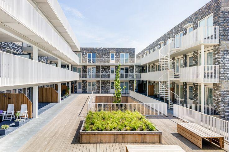 Appartementen en zorgvoorzieningen de Brede HOED<Referentieprojecten<Nieuwbouw|Van Wijnen