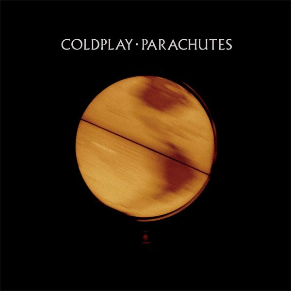Parachutes -- Coldplay -- Don't Panic, Shiver, Spies, Yellow...