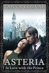Asteria  In Love with the Prince  Tanya Korval
