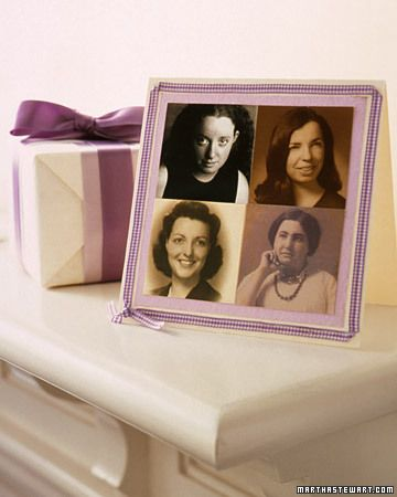 Multigenerational Photo Ideas