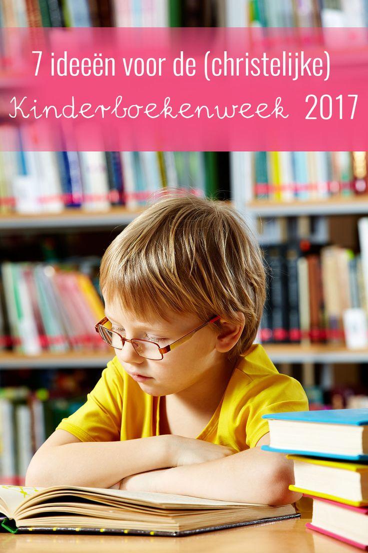Ideeën voor de Kinderboekenweek 2017