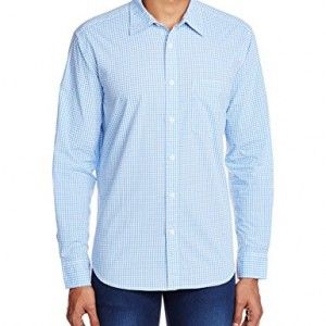 XESSENTIA-Mens-Casual-Check-Shirt-in-Regular-Fit-0