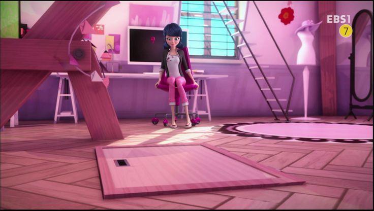 Marinette's room - Miraculous Ladybug Wiki - Wikia