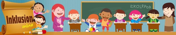 Inklusion online - ting og sager til børn med ADHD, autisme og andre særlige behov